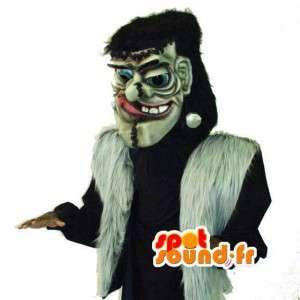 Monster-Maskottchen für Halloween - Kostüme Monster - MASFR003521 - Monster-Maskottchen