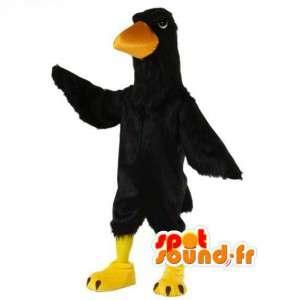 Maskotka i żółty kos - kos gigant Disguise - MASFR003533 - ptaki Mascot