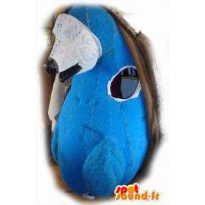 Mascota del erizo gigante - Erizo de vestuario - MASFR003551 - Mascotas erizo