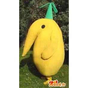 Yellow bird mascot - yellow bird costume - MASFR003555 - Mascot of birds