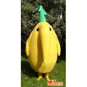 Maskotti Yellow Bird - Yellow Bird puku - MASFR003555 - maskotti lintuja