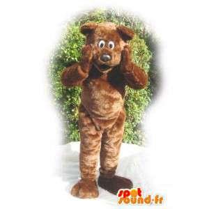 Maskot bjørn - en bjørn drakt - MASFR003558 - bjørn Mascot