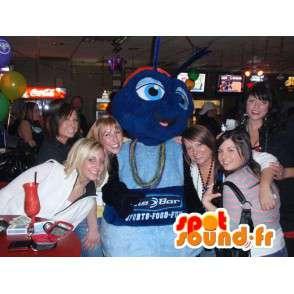 Mascotte blauw reuzemier - Ant Suit - MASFR003569 - Ant Mascottes