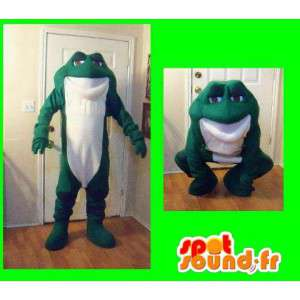 Grote groene pad mascotte - Toad Costume