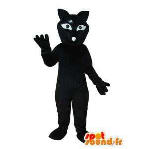 Outfit Schwarze Katze - Black Cat Kostüm