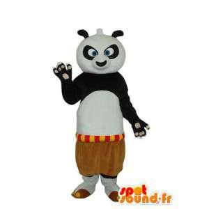 Kostüm schwarz weiß panda - Panda Maskottchen aus Plüsch - MASFR003622 - Maskottchen der pandas