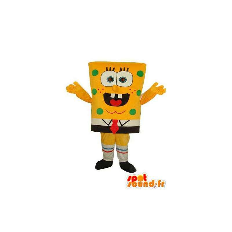 Bob the character mascot - Sponge - Bob disguise - Sponge - MASFR003628 - Mascots Sponge Bob