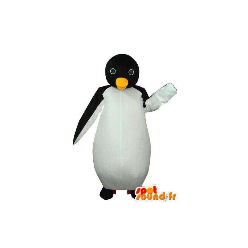 Déguisement pingouin noir et blanc – Accoutrement pingouin - MASFR003649 - Mascottes Pingouin