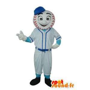 Mascotte karakter in blauwe pluche - Costume karakter  - MASFR003666 - Niet-ingedeelde Mascottes