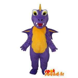 Mini maskotki smoka - smok kostium  - MASFR003705 - smok Mascot