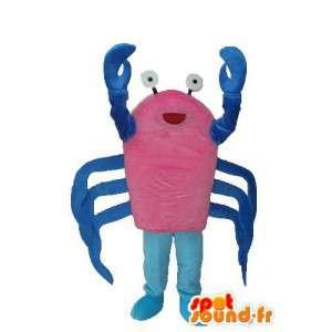 Déguisement de homard en peluche - mascotte homard