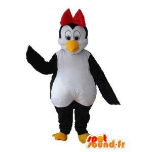 黒白ペンギンマスコット-ペンギンコスチューム-MASFR003742-ペンギンマスコット