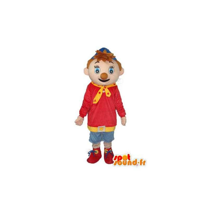 Marcotte Pinocchio - Pinocchio Costume character - MASFR003763 - Mascots Pinocchio