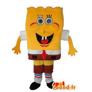 Mascot Bob Esponja - Bob Esponja Disguise - MASFR003775 - Mascotes Bob Esponja