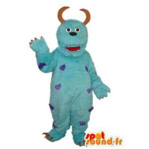 Sulley - Kostüm & Cie Monster Plüsch - MASFR003783 - Monster-Maskottchen