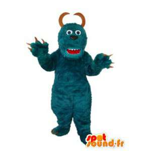 Mascot character Sulley - Plush monster costume & cie - MASFR003784 - Monsters mascots