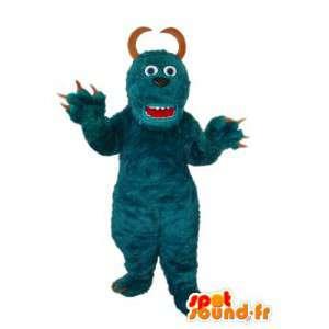 Maskottchen Charakter Sulley - Kostüme & cie Plüsch Monster - MASFR003784 - Monster-Maskottchen