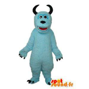 Sulley monster mascot & cie - blue suit sulley - MASFR003792 - Monsters mascots