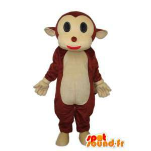 Mascot Hybrid Hund Zeichen - Tierverkleidung - MASFR003793 - Hund-Maskottchen