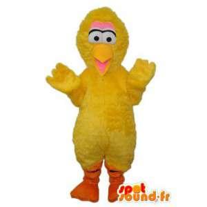 Accoutrement żółty piskląt - żółty piskląt Mascot - MASFR003809 - Mascot Kury - Koguty - Kurczaki