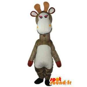 πρόβατα μασκότ βελούδου - κοστούμι πρόβατα