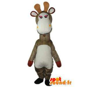 Mascotte de mouton en peluche – déguisement de mouton