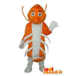Lobster stuffed mascot - stuffed lobster costume