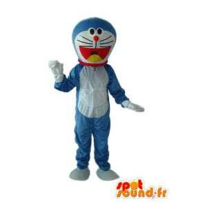 Costume de souris bleu - Déguisement de souris bleu - MASFR003825 - Mascotte de souris