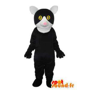 Black mouse costume - Costume black mouse