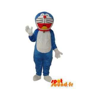 Costume de chat rieur - Mascotte de chat rieur