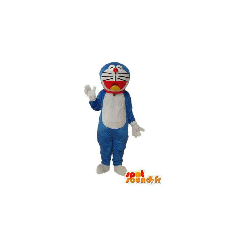 Costume de chat rieur - Mascotte de chat rieur - MASFR003831 - Mascottes de chat