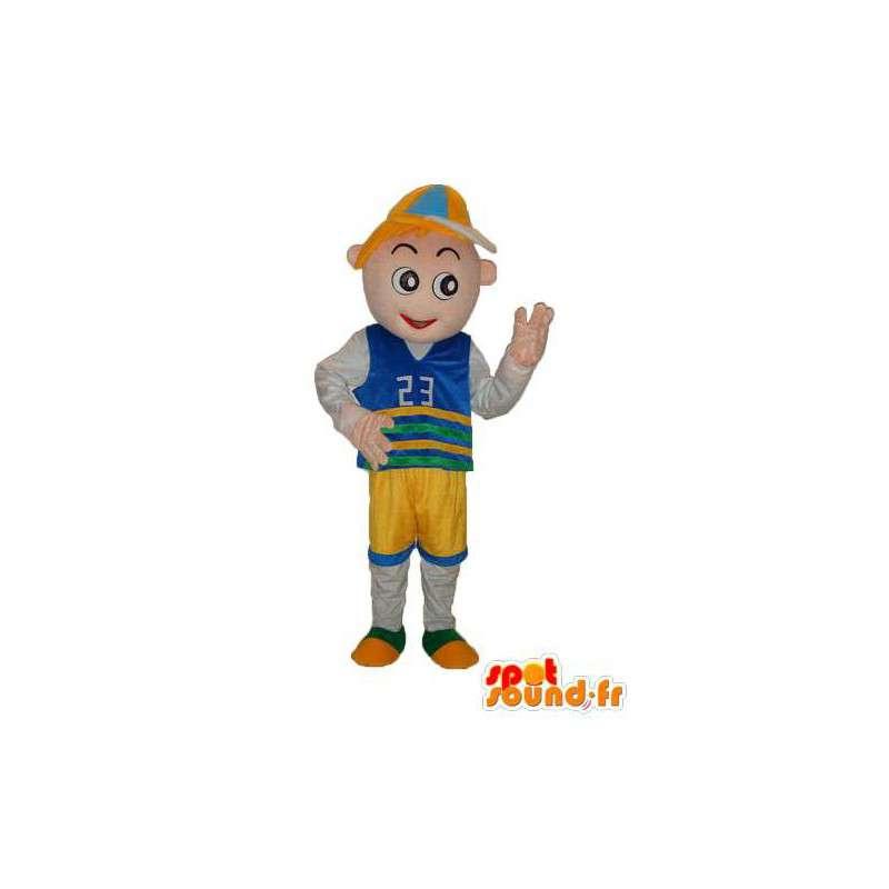 Mascotte représentant un supporter - Personnalisable - MASFR003833 - Mascotte sportives