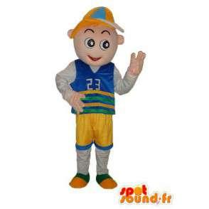Representing a bear mascot - Customizable - MASFR003833 - Sports mascot