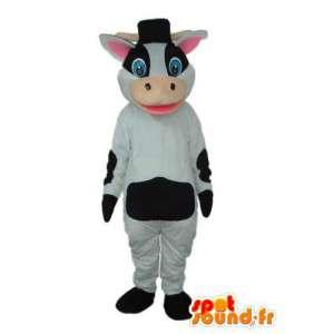 Vitello Costume bowler - vitello Disguise