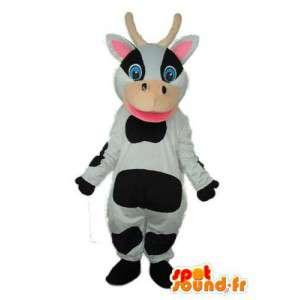 Bull Mascot - toro costume - MASFR003838 - Mascotte toro