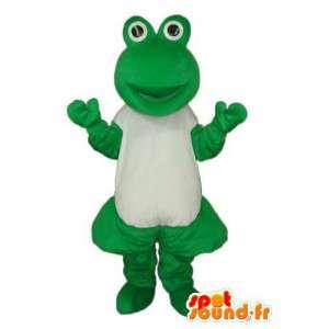 Frog Costume T-paita - Muokattavat - MASFR003843 - sammakko Mascot
