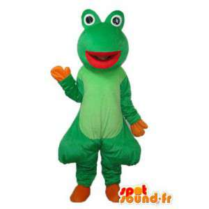 Frog costume - Frog disguise - MASFR003844 - Mascots frog
