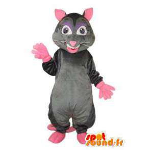 Jerry Mouse Mascot - Jerry mouse costume - MASFR003846 - Mouse mascot