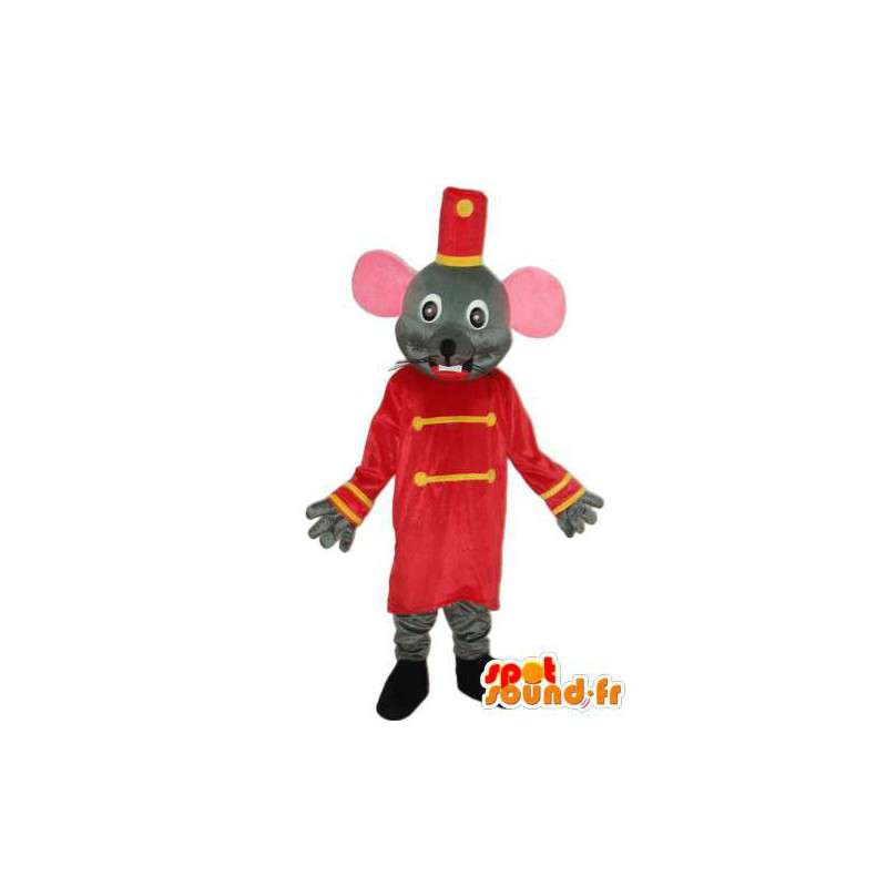 Mouse Costume groom - groom mouse costume - MASFR003849 - Mouse mascot