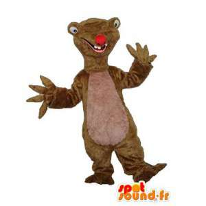 Mascot Sydney il pigro - Syd Costume, il pigro - MASFR003851 - Mascotte pigri