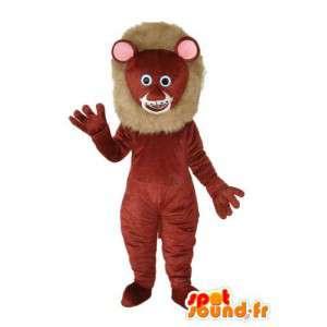 Mascot Scar, Simba's uncle lion - MASFR003862 - Lion mascots