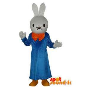 Costume de souris en robe bleue - Déguisement de souris - MASFR003864 - Mascotte de souris