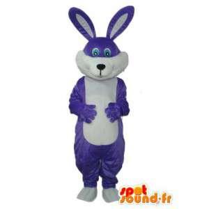 Violetti pupu puku - violetti pupu puku - MASFR003882 - maskotti kanit