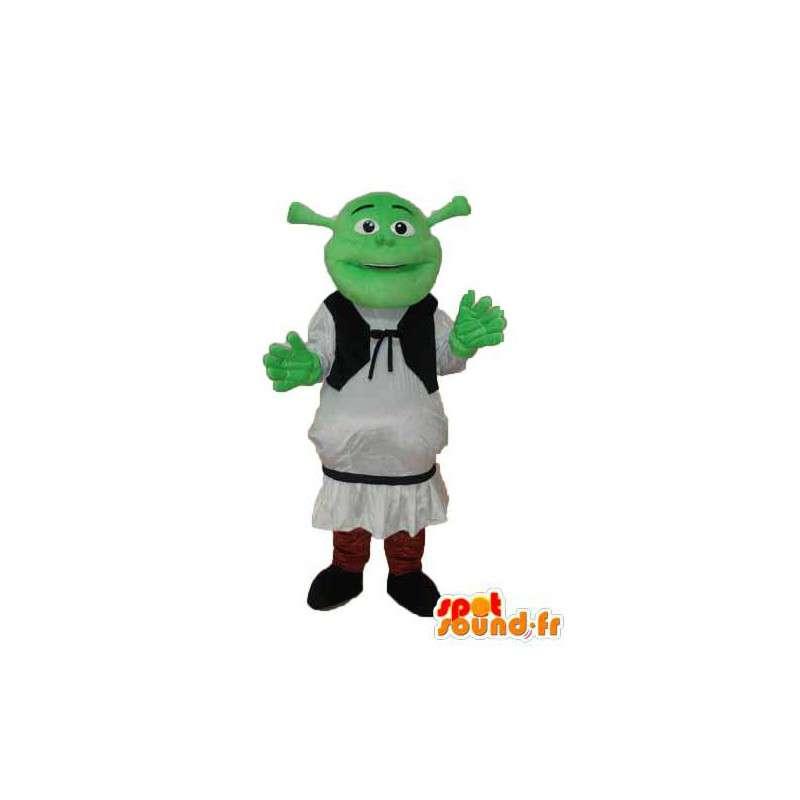 Oger Shrek Maskottchen - Mehrere Größen Kostüme - MASFR003888 - Maskottchen Shrek
