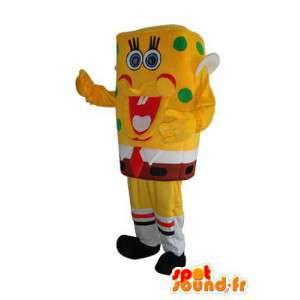 Mascot Bob Esponja - Bob Esponja Disguise - MASFR003942 - Mascotes Bob Esponja