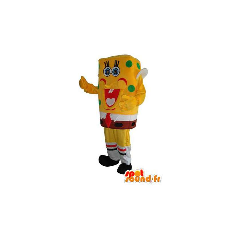 Mascotte bob l'éponge – Déguisement Bob l'éponge - MASFR003942 - Mascottes Bob l'éponge