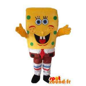 Mascot Spongebob - Spongebob Kostüme - MASFR003943 - Maskottchen Sponge Bob