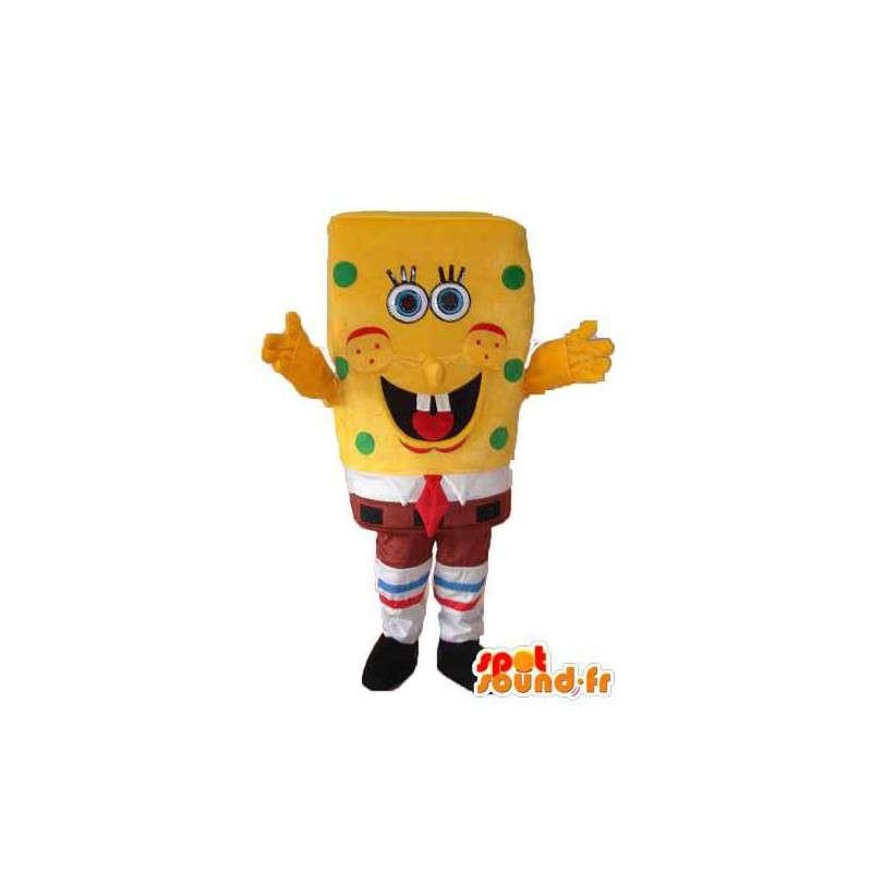 Mascotte bob l'éponge – Déguisement Bob l'éponge - MASFR003943 - Mascottes Bob l'éponge