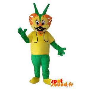 Maskottchen-Charakter Fuchs - Fuchskostüm - MASFR003991 - Maskottchen-Fox