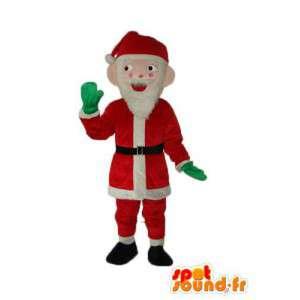 Mascotte de père Noël – Déguisement de père Noël
